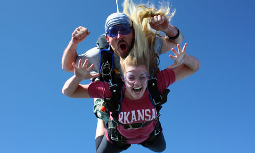 Tandem Skydiving: Asking the Right Questions