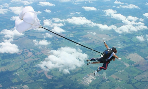 How Can The Weather Affect My Skydiving Day?