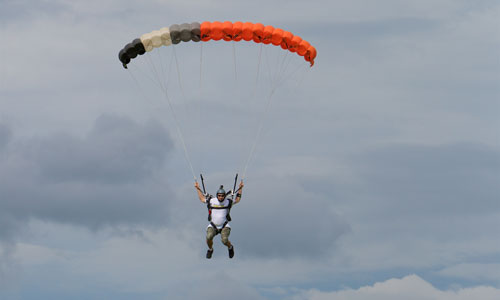 Skydiving Kansas City? Why We Don't GroupOn