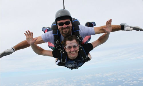 Your Skydiving FAQs Answered