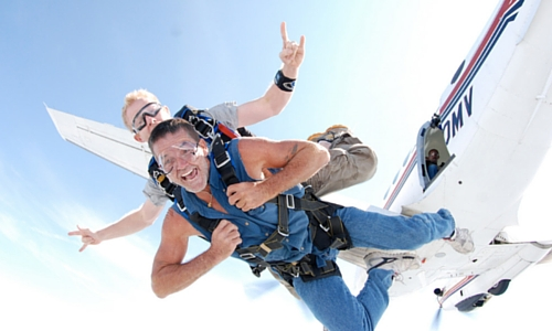 Tandem Skydiving: What To Know Before You Go!
