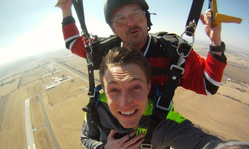 Why Choose Us for Skydiving in Missouri