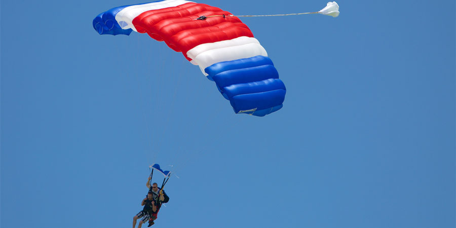 First Time Skydiving Missouri